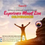 THE MESSAGE OF ZION UPON MOUNT ZION MFM PMCH JANUARY 2021 MINISTERING DR D.K. OLUKOYA